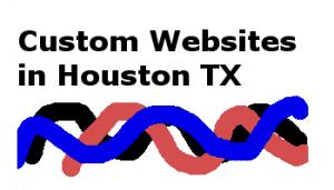 Custom Websites in Houston