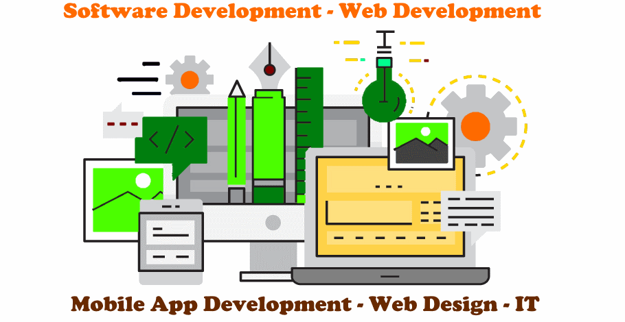 Software, Web & Mobile App Development